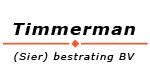Timmerman Sierbestrating