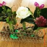 bloemstukje om zelf te maken