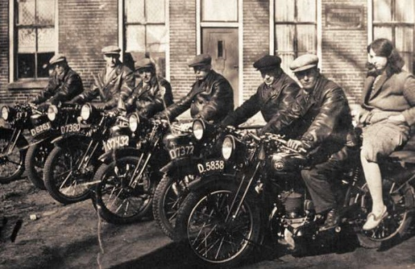 motorclub met o.a. Jan Jonkers1