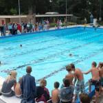 Zwembad de Slenken de wijk