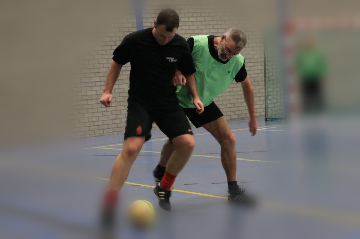 Stratenzaalvoetbal 2019