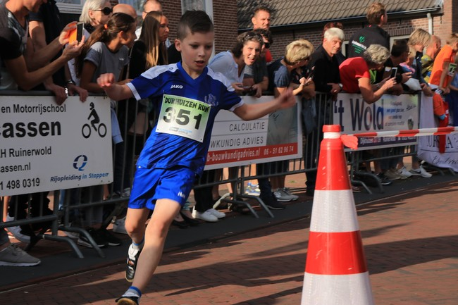 Info Dijkhuizenrun voor omwonenden parcours
