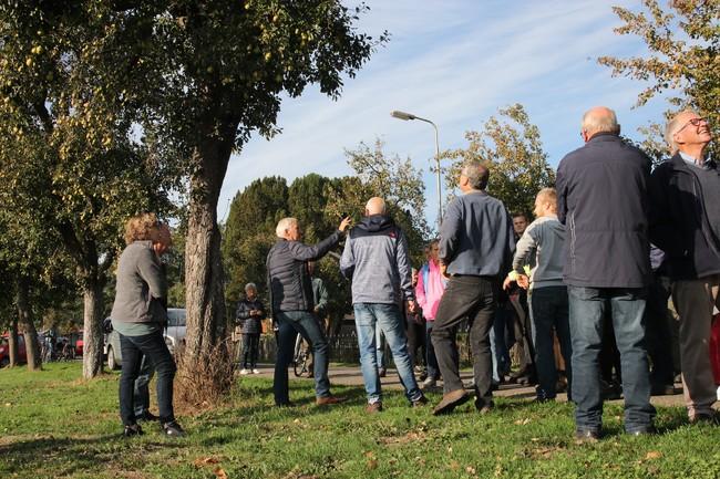 Stoofperenfeest Ruinerwold zaterdag 5 oktober