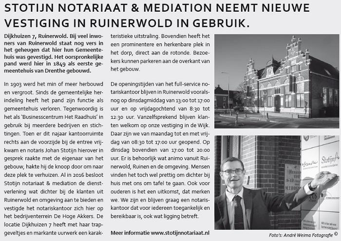 Stotijn notariaat & mediation