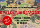 Buurtvereniging Oosteinde organiseert spelletjesavond
