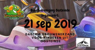 Aanmelding Dagtrip Drouwenerzand geopend!