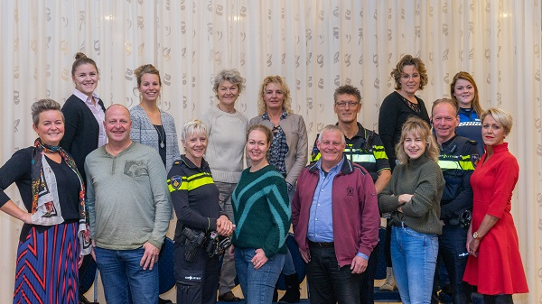 Buurtteams noord en zuid gemeente De Wolden