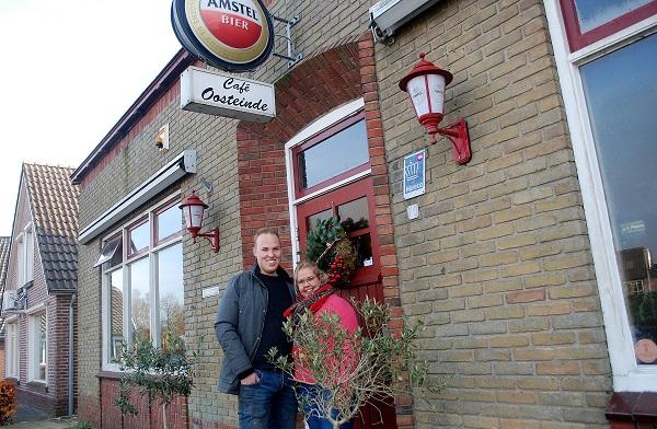 Café Oosteinde heeft nieuwe eigenaars