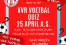 Geef je op voor de VVR Voetbal Quiz